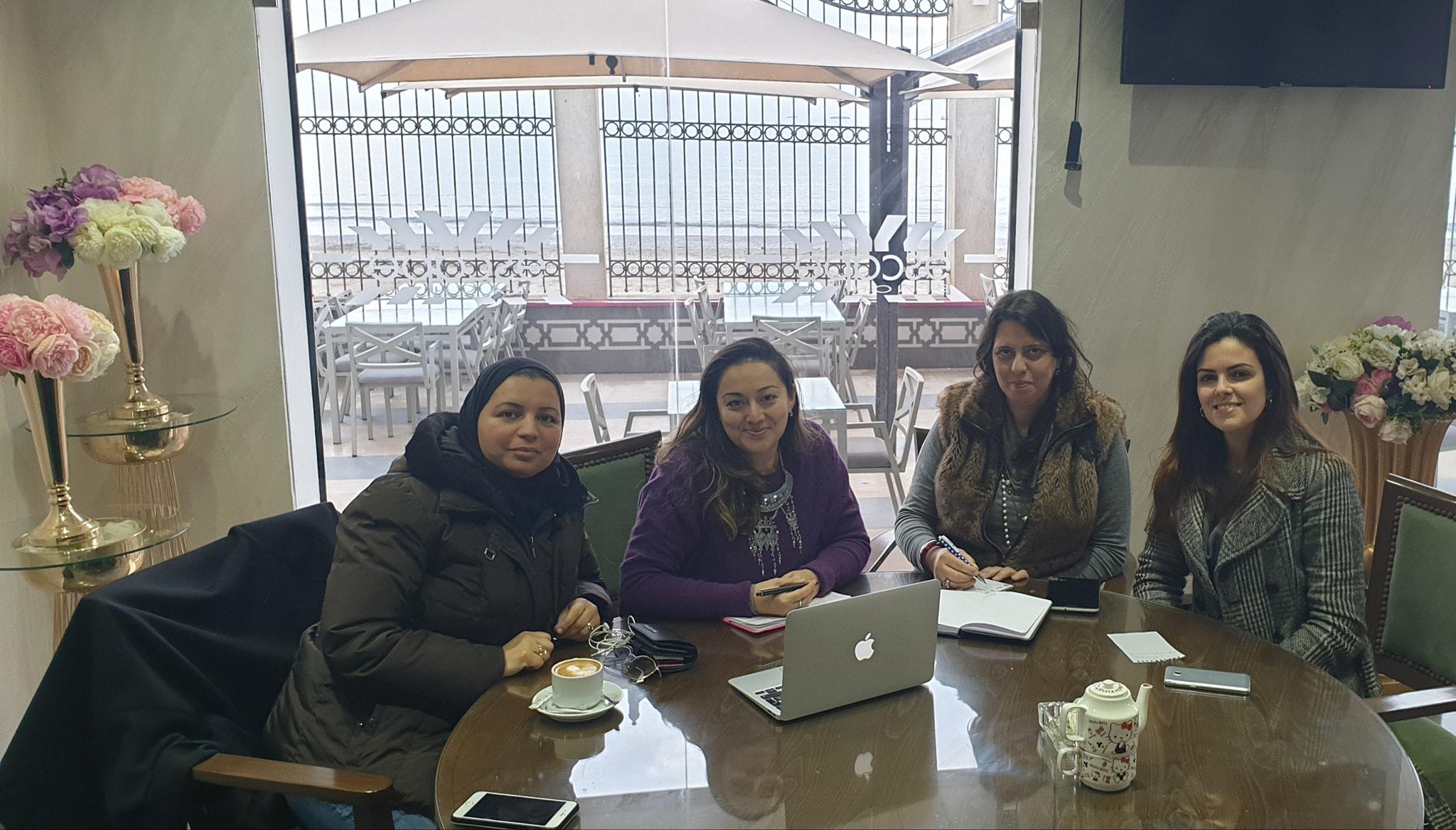 Abir Jlassi Sdiri Présidente du Conseil International des Femmes Entrepreneurs CIFE BEN AROUS TUNISIE
